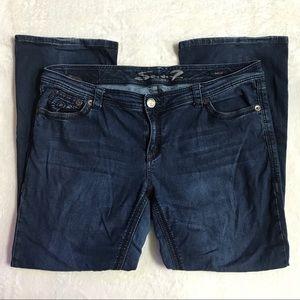 Seven7 Boot Cut Jeans Size 20